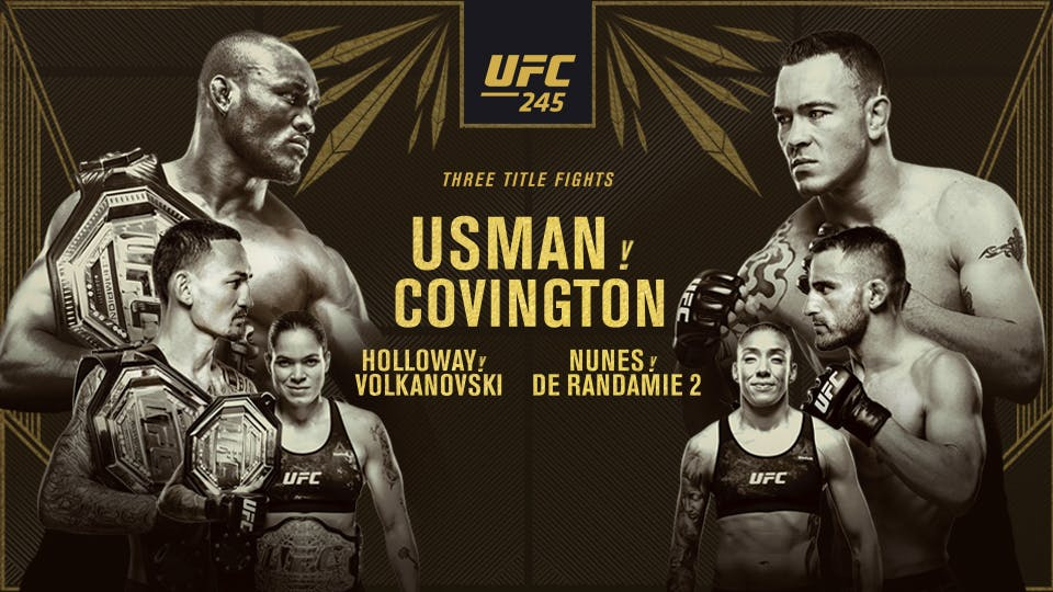 Main Event | Watch UFC, Boxing, WWE and Entertainment Live