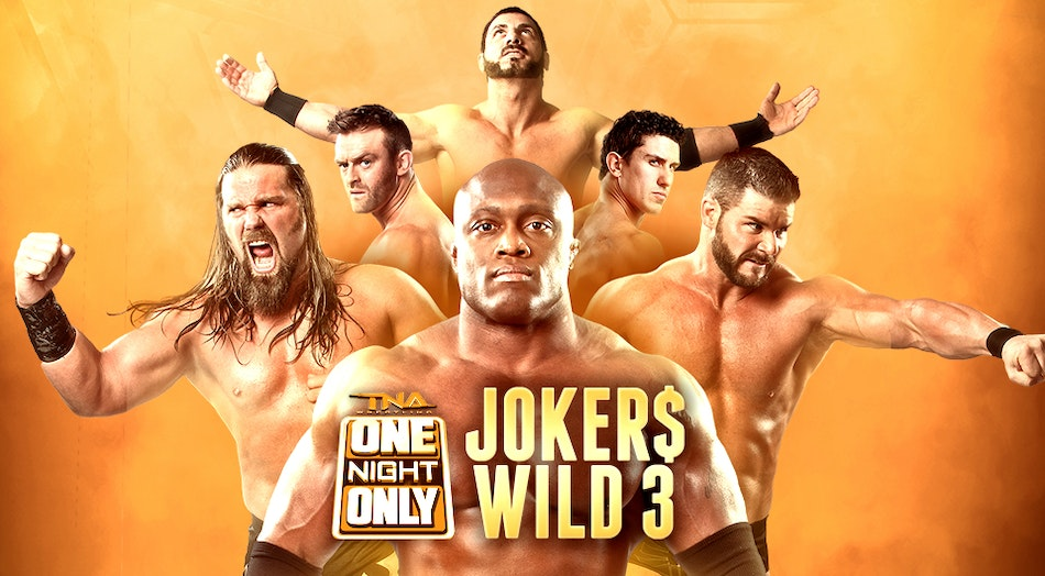 jokers wild tna