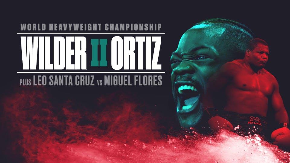 Wilder v Ortiz 2 - $49.95